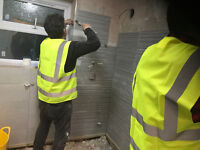 Plumbers,kitchen fitters ,refurbishment services with qualified personel.