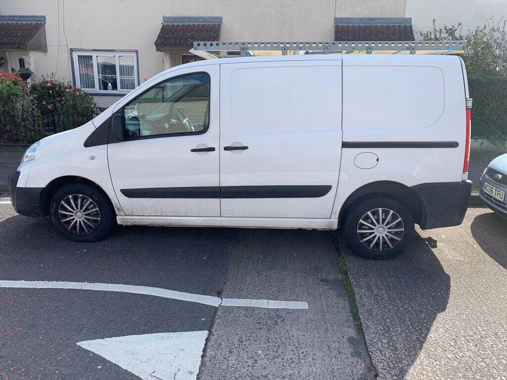 5c84d36656 CITROEN DISPATCH 2.0 VAN FOR SALE