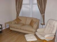 ***SPACIOUS 1 BEDROOM FURNISHED GROUND FLOOR FLAT***