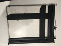 Enlarger printing easel RRB Beard 2 blade 12x16