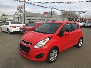 2014 Chevrolet Spark LT w/Back up Camera