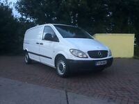Great runner Mercedes vito with full service history and 12 months mot