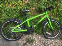 Super kids' bike - Frog 55 in great condition