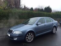 2007 SKODA OCTAVIA TDI LAUREN AND KLEMENT