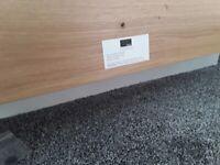 Next single light oak bedframe ( plus mattress if required) for sale  Gateshead, Tyne and Wear