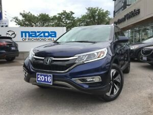 2016 Honda CR-V Touring | Heated Seats | Memory Seats | Navigati