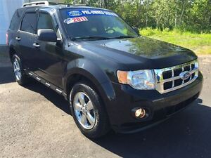2011 Ford Escape XLT Automatic 3.0L ALL WHEEL DRIVE|LEATHER SEAT