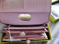 Ted baker rose gold purse new and unused