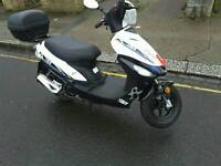 Automatic moped longija excellent condition only 699 .