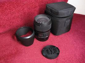 Sigma 35 f1.4 art for Canon UK model