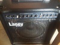 Laney hcm30b hardcore max amp