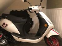Brand new Sunnis 50cc bike