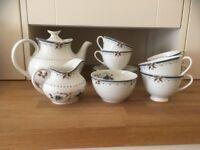 16 piece Royal Doulton Old Colony China tea set.