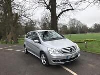 mercedec B class , auto , good condition , lady owner