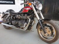 Triumph speedmaster 865 2007(57)12 months MOT,checked clear by HPI and mileage checked through VOSA.