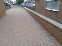 BLOCK PAVING & INDIAN PAVING FOR DRIVEWAYS AND PATIO'S