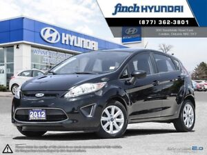 2012 Ford Fiesta SE Hatchback   Low kms   Great condition