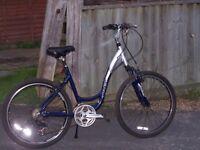 Trek 100 Navigator Hybrid bike