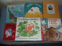 9 CHILDREN'S BOOKS