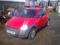 2003 FORD KA SALOON, ONLY 2 OWNERS FROM NEW! FULL SERVICE HISTORY