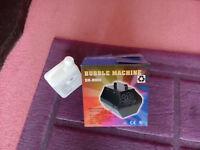 Mains Bubble Machine