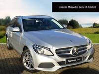 Mercedes-Benz C Class C250 BLUETEC SPORT (silver) 2014-12-05
