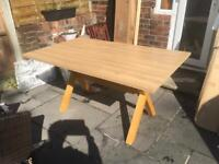150cm Dining Table 6-8 seater