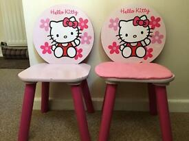 Hello Kitty Child Seats