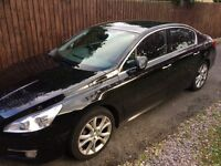 Peugeot 508 Allure Sat nav electric seats and much more