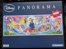 Panorama Disney Jigsaw 1000