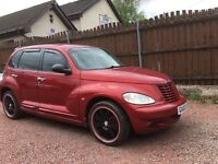 Automatic PT Cruiser Limited Edition 2002