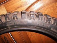 off road motorcycle tyre unused 3.00 x 21