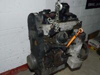Vw Mk4 Golf / Bora 1.9 GT TDI engine - Removed from 2000 Mk4 Golf with 150bhp ( Audi ,Seat)