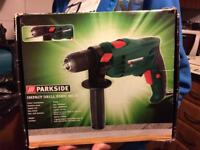 Parkside impact drill psbm 500 A1