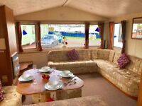 😀CHEAP 3 bed static caravan with payment options Near Newcastle Sunderland gateshead amble durham😀