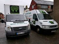 Best Removals offers Big Luton Van and Long Panel Van We guarantee high standard and low prices