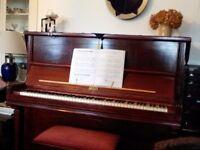 Piano. Free.