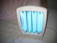Philips Face Tanner HB175 Home Solarium UV Sun Lamp - bargain!