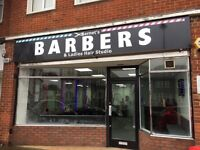 Unisex Hairdresser / Barber Required