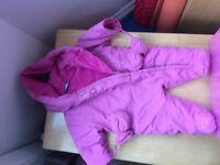 Snow suit - 3 months onwards