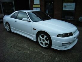 NISSAN SKYLINE 2.5 GTS TURBO R33 AMAZING