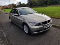 BMW 320 D AUTO , 2007, ONLY 67000 MILES WITH FULL BMW SERVICE HISTORY