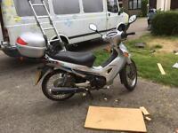Honda ANF125 Innova Swap