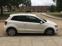 Volkswagen , Polo candy white , hatchback 3 doors ,1.2 engine, Petrol , good condition , 17000 miles