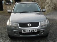Suzuki 2.0L Grand Vitara 4WD, VGC, FSH, Low mileage