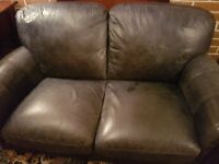 2 x 2 Seater Sofa and Chair