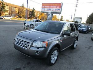 2008 Land Rover LR2 HSE,AWD,LEATHER , SUNROOF ,,NAVIGATION