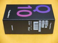 Brand New Blackberry Q10 Black