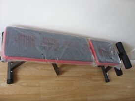 Fitness Exercise Bench for Sale (As New)