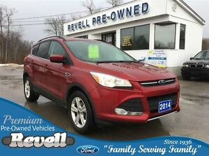 2014 Ford Escape SE 4WD   *Lease return  Moonroof  Leather  Nav